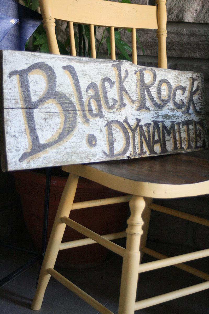 black rock dynamite